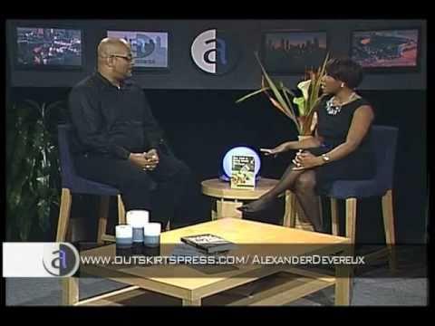 Author Alexander Devereux on Focus Atlanta 12-19-10