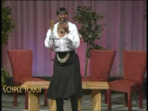 Daisy McGrew singing ALVIN SLAUGHTER'S Wave of My Anointing