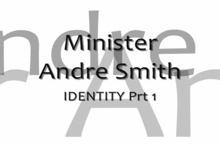 Identity prt 1