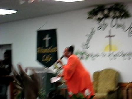 Abundant Life Church Apostle Gail Speight