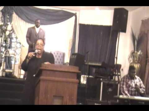 Pastor Cassandra Williams: Thursday Night Service / 3-312011 / Part 3
