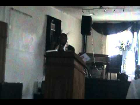 Bishop Rickey Williams: Desperate But Dangerous / Sunday Morning Service / 4-3-2011 / Part 2