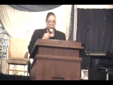 Pastor Cassandra Williams: Thursday Night Service / 3-312011 / Part 1