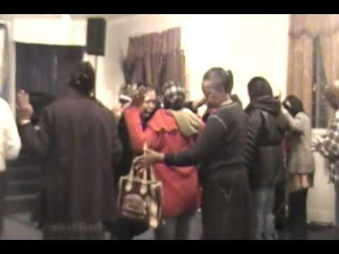 Pastor Cassandra Williams: Thursday Night Service / 3-312011 / Part 4