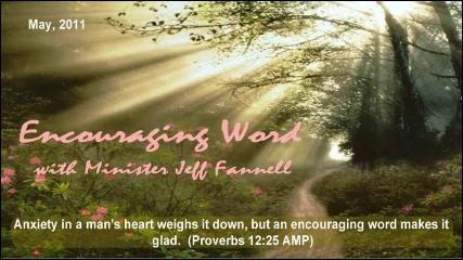 IN EVERYTHING GIVE THANKS (Encouraging Word)