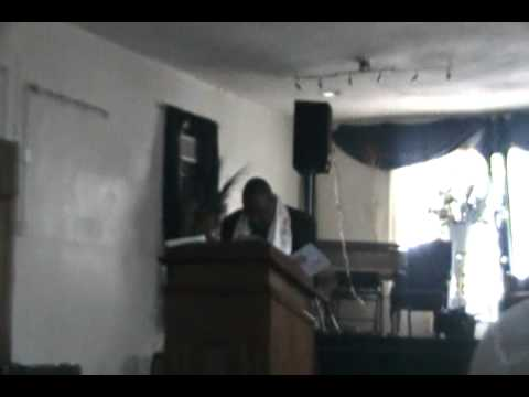 Bishop Rickey Williams: Desperate But Dangerous / Sunday Morning Service / 4-3-2011 / Part 3