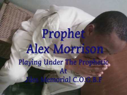 Alex Morrison Ministries