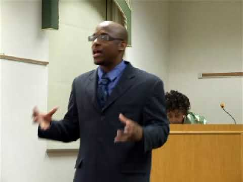 The Anointing of The Apostle Part 3- Dr. Michael McCain