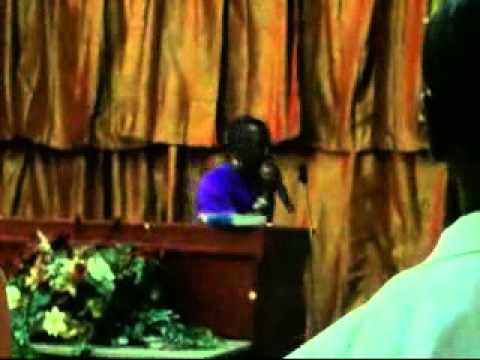 DEVISH WIGGINS PREACHING EASTER SUNDAY 2009 AT GREATER DAY O R M
