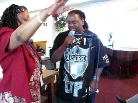"""Troy BeJesus and Queen Rii~~Gotta Let 'em Know!! 7/3/11~Christian Rap!!"
