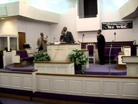 """We Win!"" - Elder Emery R. Hughes"