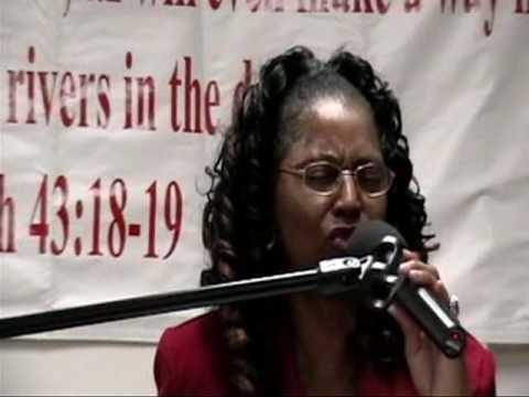 Prophetess DeBorah Allen Power Prayer
