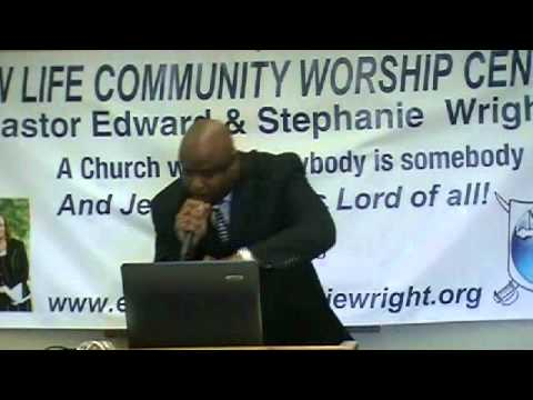 Pastor Edward Wright - Joy In Prison