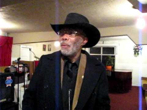 """""Legend Bro. Ben Hodges from the ""Flamingos"" Interview~~8/7/11"