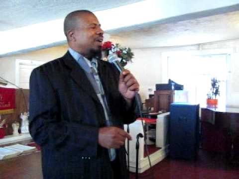 """""""Lawrence J.~~Just Hold on!!""""~~8/14/11~~37th St. Baptist Church~~"""