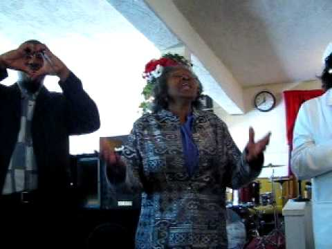 pt,2~Victory Today is Mines! ~~8/14/11~~37th ST. Baptist Church Choir!