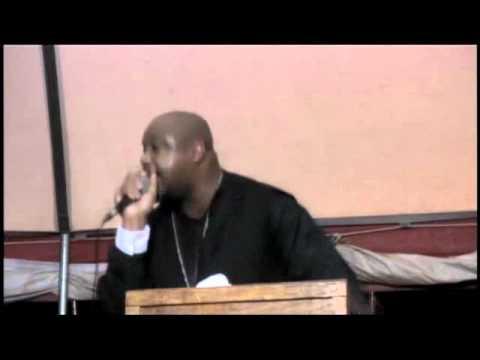 It's Exodus Time Part 2 - Bishop Edward L. Wright