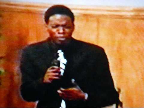 Minister A.J. Smith First Sermon clip 3/11/2005
