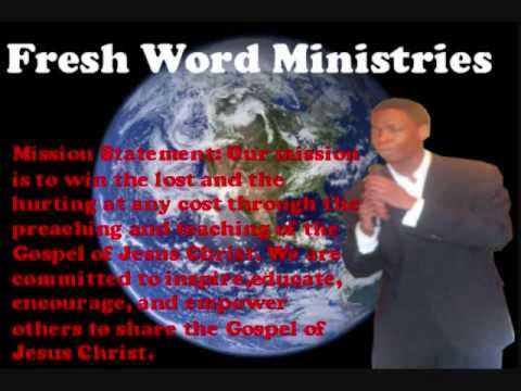 Minister A.J. Smith - The Deception Of Condemnation 1 of 2