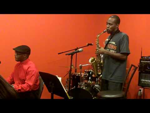"""The Church View Coffee Club -Clarence Riley """"Pray For Me/Center of My Joy"""""""