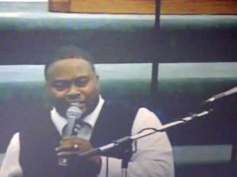 Pastor Leotis Crow,Sr. There's A Healing In The House The Closing