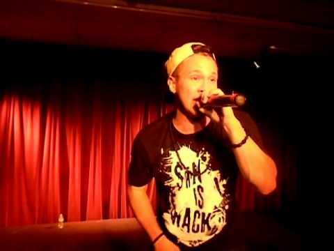 "ANDY ""C-LITE"" MINEO PASSION TOUR 2011 @ CLUB JUDAH"