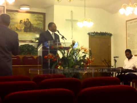 Pastor Leotis Crow, Sr. Now Unto Him part II