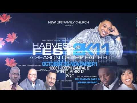 New Life Family Church (HARVEST FEST 2K11) HD