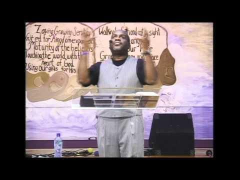 Duane Youngblood:Spiritual Warfare Vol II Part 2