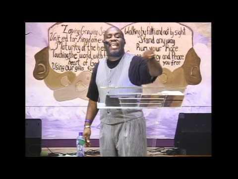 Duane Youngblood: Spiritual Warfare Vol II Part 1