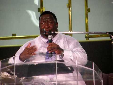 Minister Shawn's Sermon