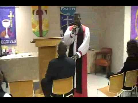 Bishop Campbell Ordination Service