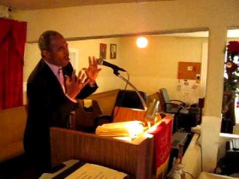"""""""Rev. Dr. Robert Daniel Wright Jr.~pt.2~~Genesis 39:20-21"""