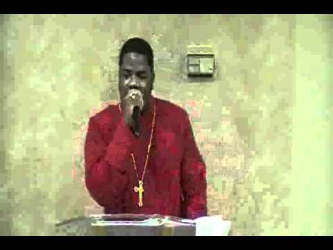 Bishop Campbell I Am The True Vine Part One