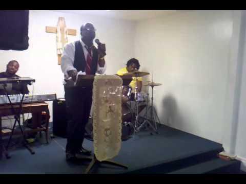 """Bishop J.D Brown: """"Giant Of Transition"""" Part I"""