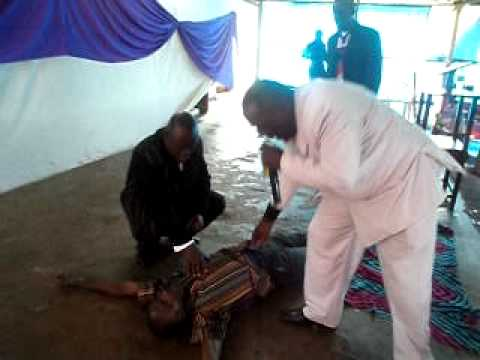 A moslem gave his life to JESUS
