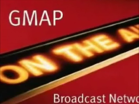 GMAP Broadcast Network Video Promo