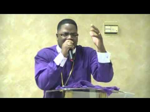 Bishop Campbell Thank God For Your Advesary Part Three