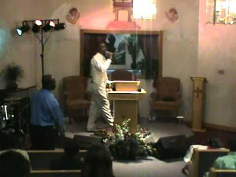 Anointing-Pastor Brian Odhiambo