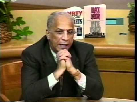 Whatablessing...Dr. Claud Anderson On What is Racism? Questions and Answers