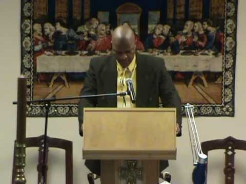 Minister Lee Rice Thought: Leave that Old Man Behind and Put on the New Man - New Year's Eve