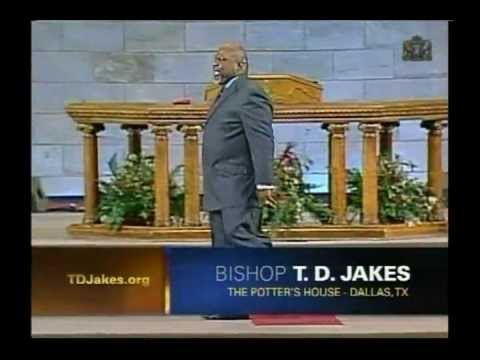 """Whatablessing...""""Don't Waste This Year - Coming Out Head First"""" T.D Jakes 1 JAN 2012"""