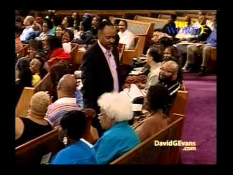 "Whatablessing Reports...""Let This Mind Be In You"" Pt. 1 - Bishop David Evans  - 4 JAN 2012"