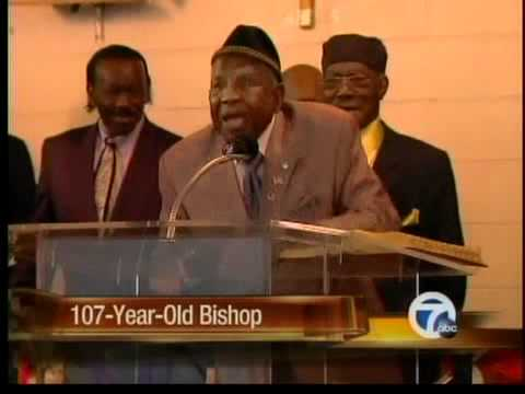 107-year-old preacher...Whatablessing