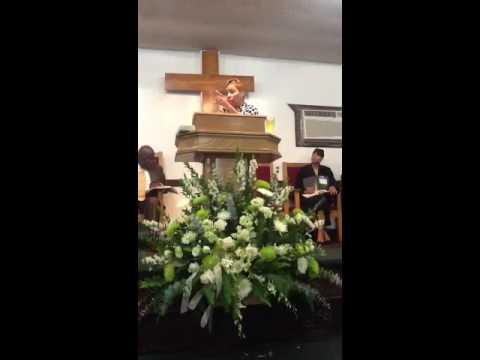 Prophetess Loretta Pickett...Evangelist Diana Jackson