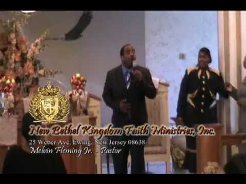 """Pastor Melvin Fleming Jr. - """"PREGNANT with Possibility"""""""