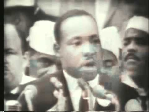 Whatablessing...Martin Luther King - I Have A Dream Speech - August 28, 1963