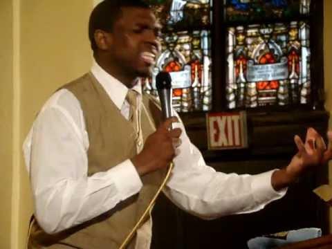 Bishop Boyde Singletary- no weapon pt3