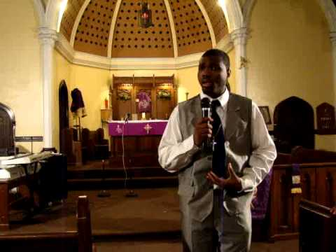Bishop Boyde -don't let the fire go out! pt1