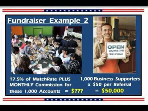 Fundraising 2012 with Whatablessing Match Rate Plus